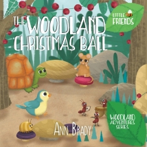 Woodland Christmas Ball FRONT RGB